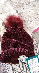 Мягкая, стильная шапка ТМ Acoola 50 рр
