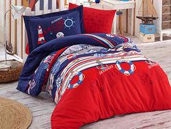 Акция детское подростковое постельное белье Aran Clasy Турция ранфорс