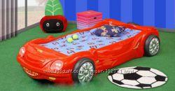Кроватка - Машинка