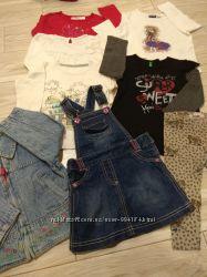 Пакет вещей для девочки 1. 5 года