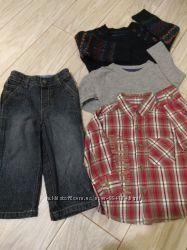 Пакет вещей для мальчика на 1-1. 5 года