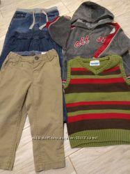 Пакет вещей для мальчика на 1 год