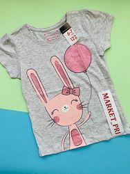 Детская футболка примарк для девочки