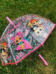 Зонтики детские, детский зонтик с лол, зонтик для детей