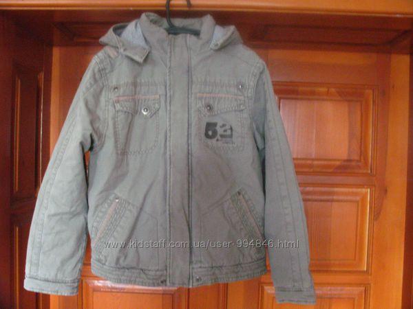 Демисезонная куртка Here&There от C&A на рост 140-146 см
