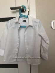 Рубашка НМ 3-4 года