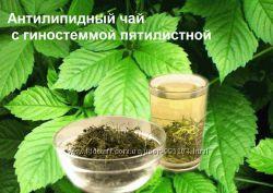 Антиліпідний чай с селеном це детокс та антистрес