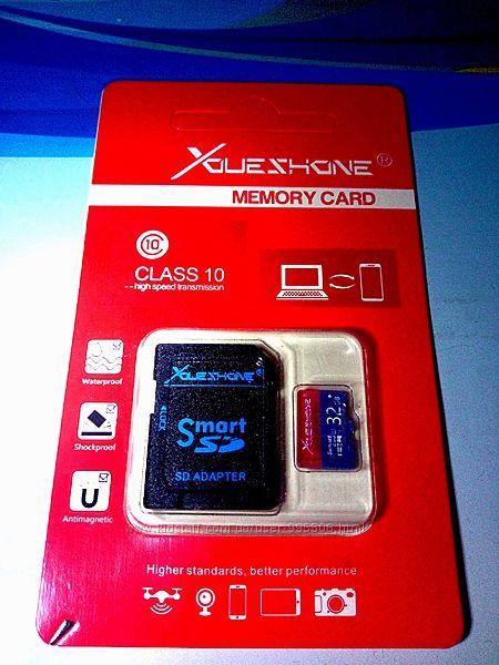 Карта памяти Xuezhone micro SD 32Gb 10 class
