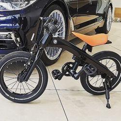 Велосипед bmw Kidsbike велобег дитячий детский біговел оригінал бмв BMW