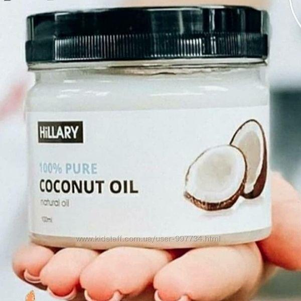 Кокосовое масло рафинированное