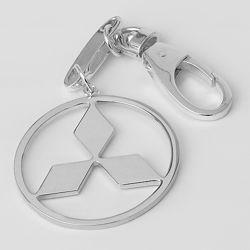 Серебряные брелоки на авто