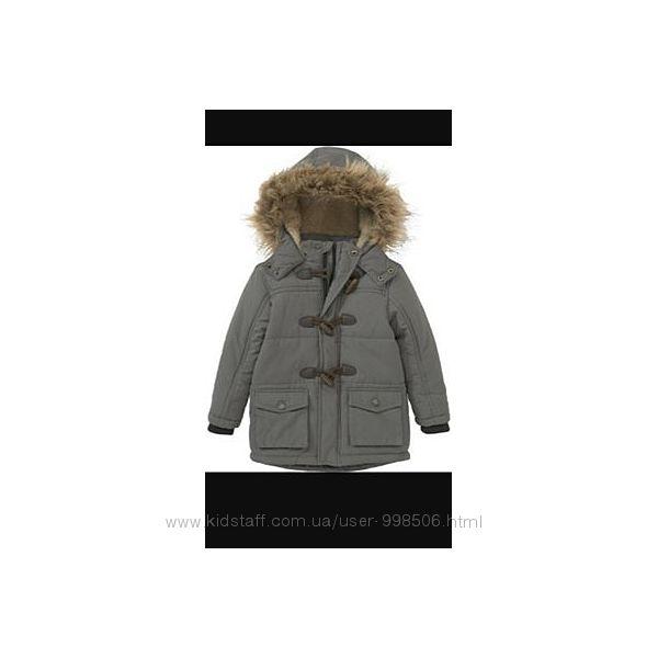 Куртка парка демисезонная Topolino