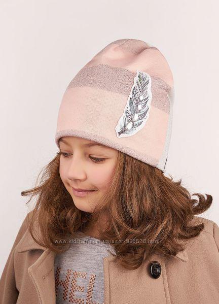 Детская весенняя шапочка для девочки шапка