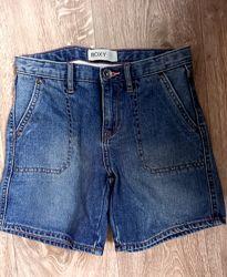 Джинсовые шорты для девочки.  Стильный качественный джинс