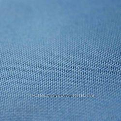 Домоткане полотно Онікс 237, блакитного кольору