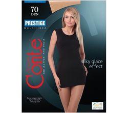 Плотные колготки Prestige 70 den с нитью multifibra ТМ Conte. Низкие цены.