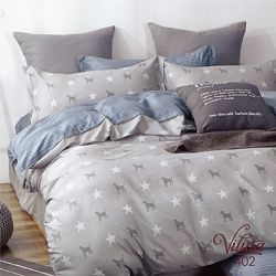 Подростковое полуторное постельное белье Viluta сатин 402 в наличии