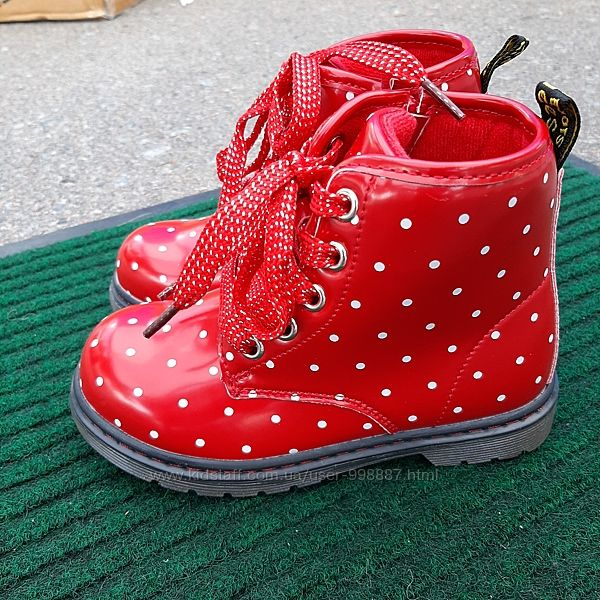 Гламурные ботиночки 27 -32