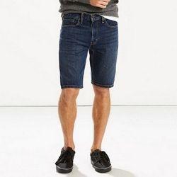 Джинсовые шорты Levis 502 Taper Fit Shorts - On The Roof