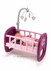Колыбель кроватка для пупса Smoby Baby Nurse 220343