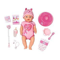 Кукла Zapf Baby Born Очаровательная малышка с аксессуарами 43 см 824368