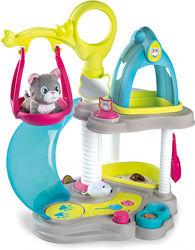 Игровой центр Smoby Toys Дом котенка со звуковыми эффектами 340400
