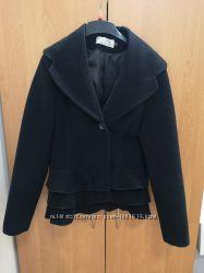Фирменное пальто Max Mara демисезонное