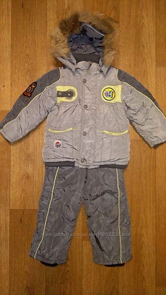Комбез штаны и куртка зима  Wewins р. 98