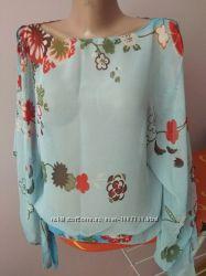 Легка шифонова блуза. Розмір універсал