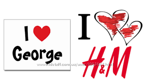 George, H&M и вся Англия