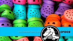 Выкуп Crocs на постоянной основе