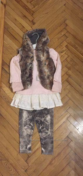 Туника- платье next