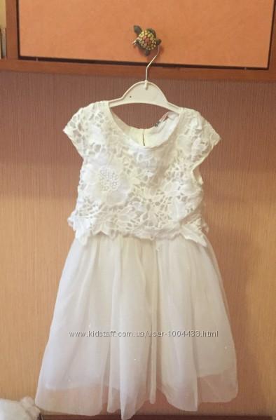 Нарядное платье zara, next, Сеremony Wojcik