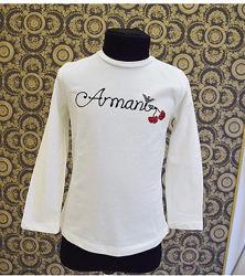 Нежные кофточки от Armani junior