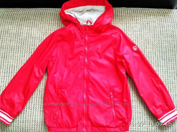 Куртка для мальчика  фирмы Chicco 128 р.