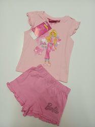 Качественные пижамы из хлопка для детей 1,5-2 года 92 см.