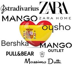 Испания посредник Zara Massimo Dutti Mango и др. индивидуально и компанией