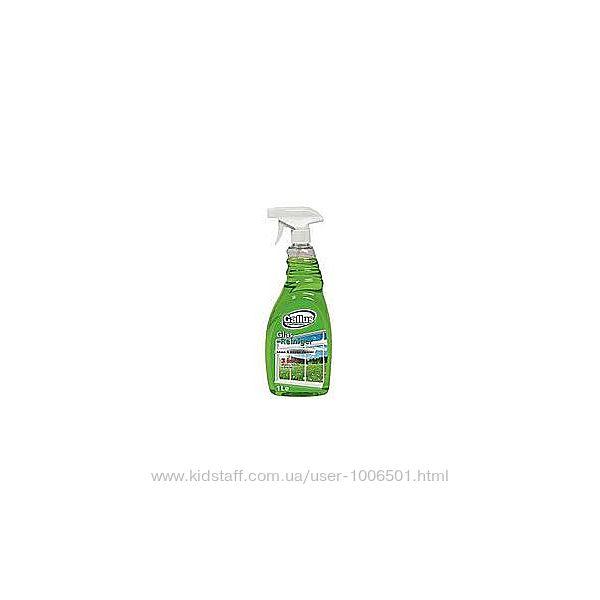 Средство для мытья окон Gallus жидкость для мытья стекол и зеркал.