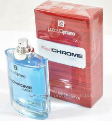 Туалетная вода Lucca Cipriano  Red Chrome Men 100 мл