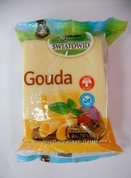 Сыр Гауда Gouda Swiatowid 400 гр. Польша