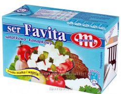 Сыр Фета Favita Mlekovita 270 г. Польша