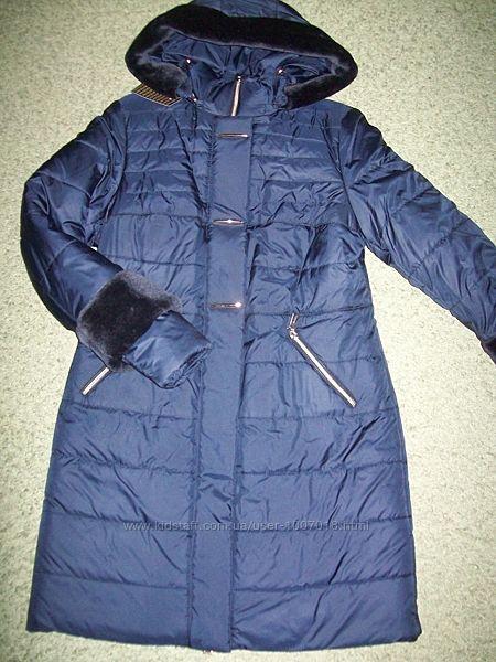 пальто евро-зима р 50