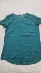 Massimo  dutti  блуза шелк