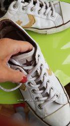 Кеды Converse 39 р кожа