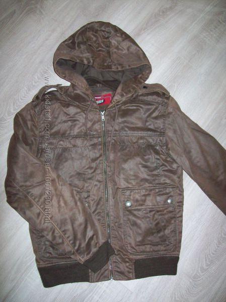 демисезонная курточка на рост 164 Top Man