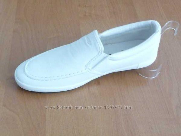 Туфли мужские КNUP, white, р. 41 26см