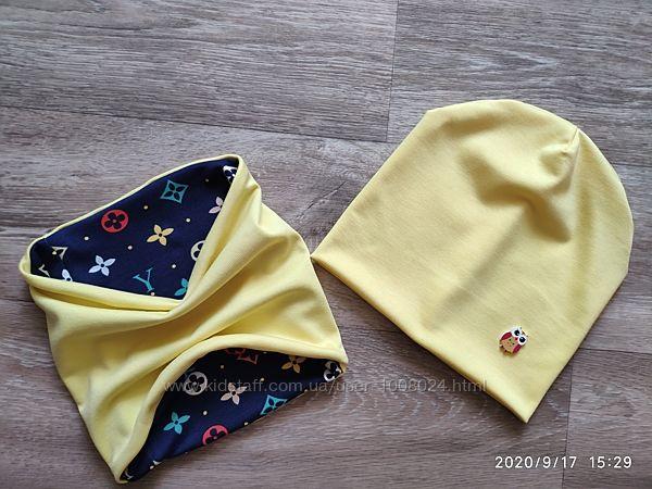 Детский демисезонный комплект, разные расцветки