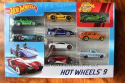 Новий набір машинок Hot Wheels оригінал