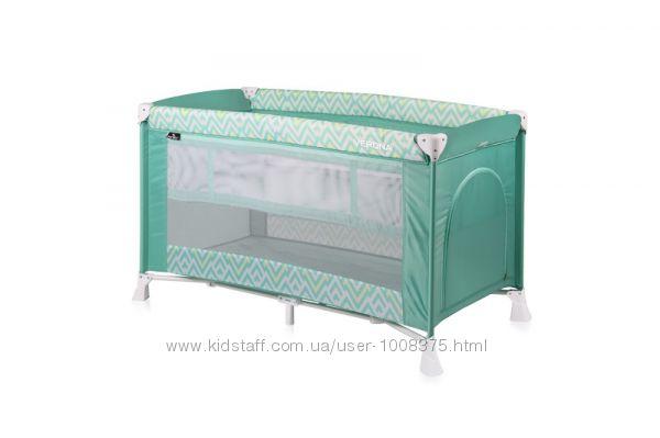 Детская кровать-манеж Lorelli Verona 2