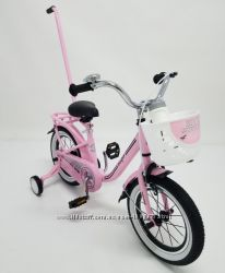 Велосипед &ldquoCASPER-14&Prime Pink